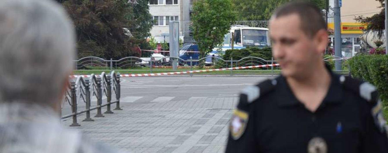 Захват автобуса в Луцке: Кривош заявил, что в полицейского не целился
