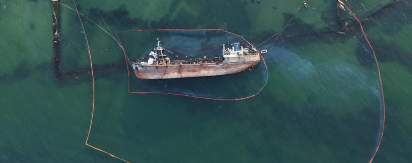 Криклий рассказал, почему произошла очередная утечка нефтепродуктов из Delfi