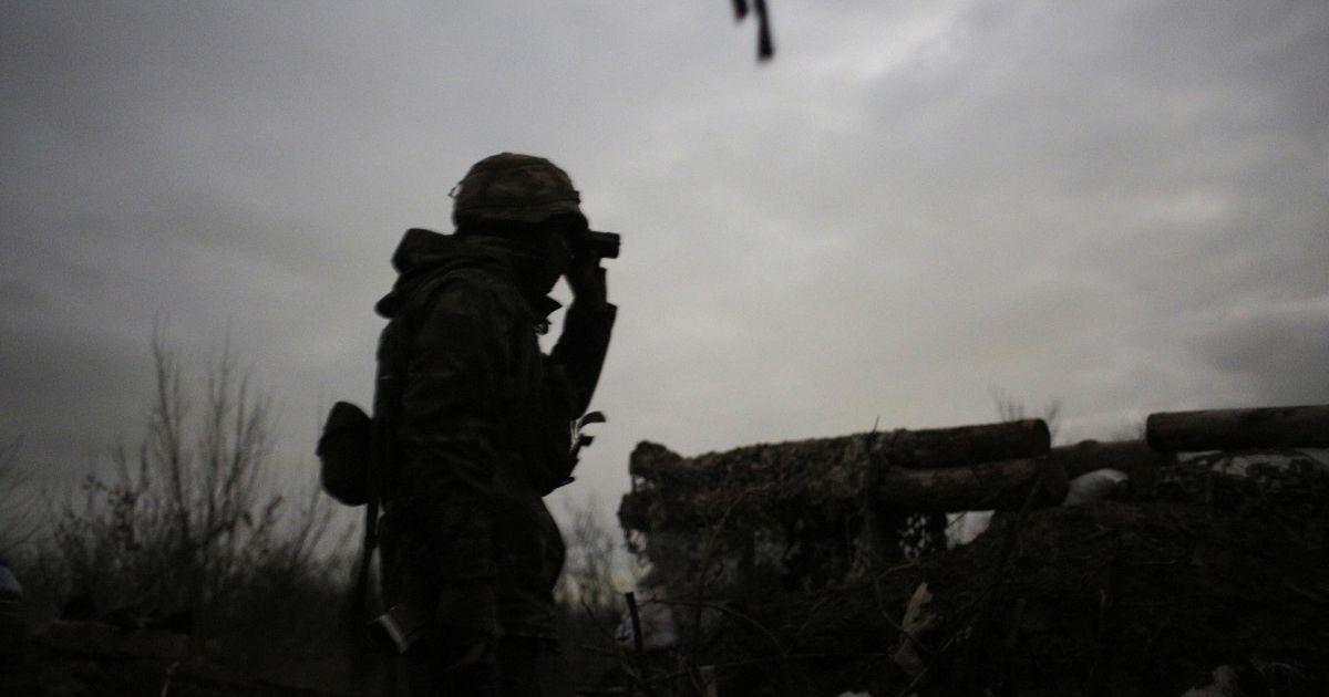 Боевики шесть раз нарушили режим прекращения огня, один воин получил травму — ООС
