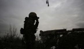 На Донбасі окупанти протягом доби тричі обстріляли позиції військових ЗСУ: без втрат