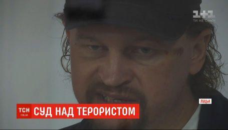 Луцкому террористу избрали меру пресечения: 60 дней под стражей