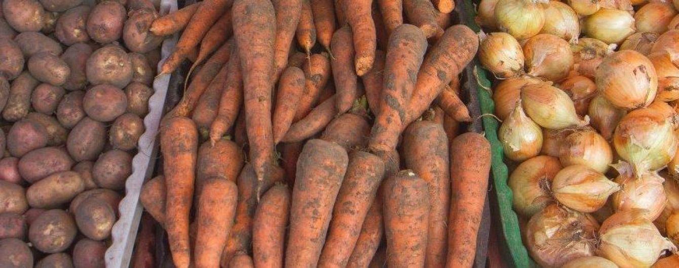 В Украине подешевели картофель, морковь и лук: сколько стоят овощи