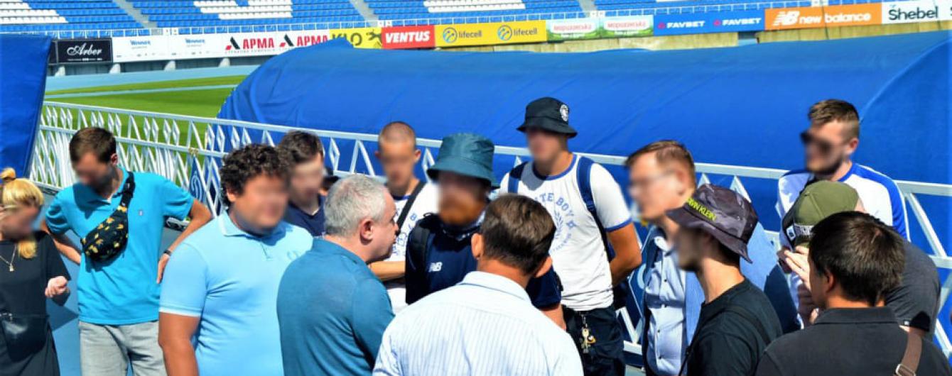 """""""Он затаил обиду на """"Шахтер"""": Суркис встретился с фанатами и объяснил, почему пригласил Луческу"""