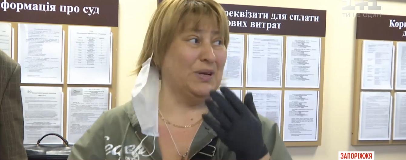 Смерть ребенка в нелегальном садике в Запорожье: подозреваемую в убийстве няню оставили под стражей