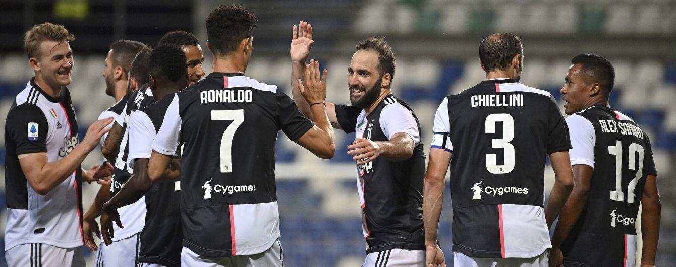 Серия А: результаты матчей 36-го тура Чемпионата Италии по футболу
