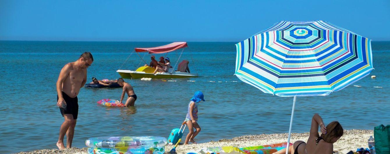 В Одессе разрешили купаться, но не на всех пляжах