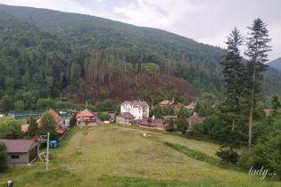 Літо в Карпатах: сімейний відпочинок в Жденієво