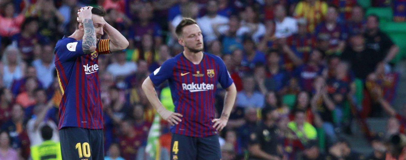 """Тотальна перебудова: """"Барселона"""" надумала здихатися 12 футболістів"""