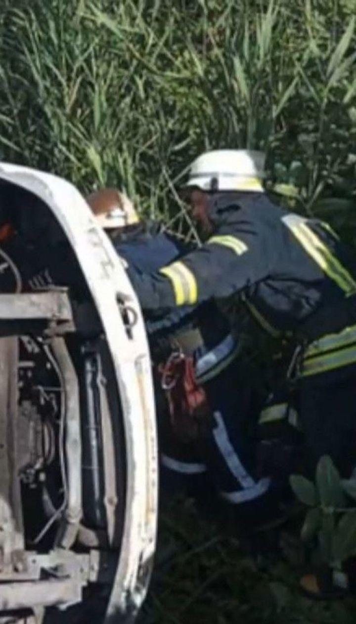 ДТП в Днепропетровской области: 12 пострадавших остаются в больнице