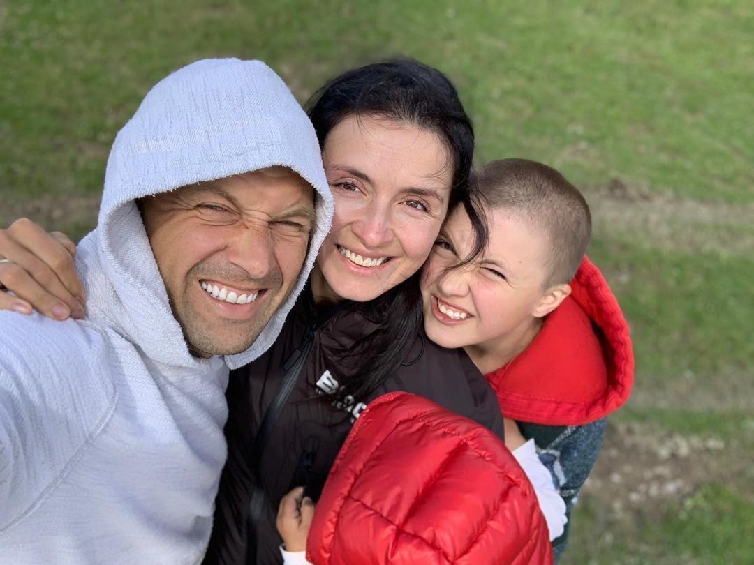 Валентина Хамайко з сім'єю_6