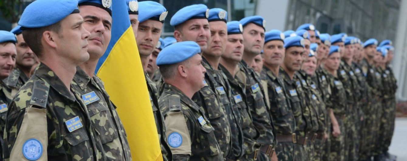 Прекращение огня: на передовую Донбасса поедут украинские миротворцы ООН