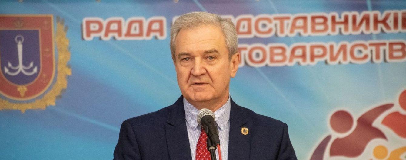 """Гриневецкий: Мне предложили возглавить областную организацию партии """"Доверяй Делам"""""""
