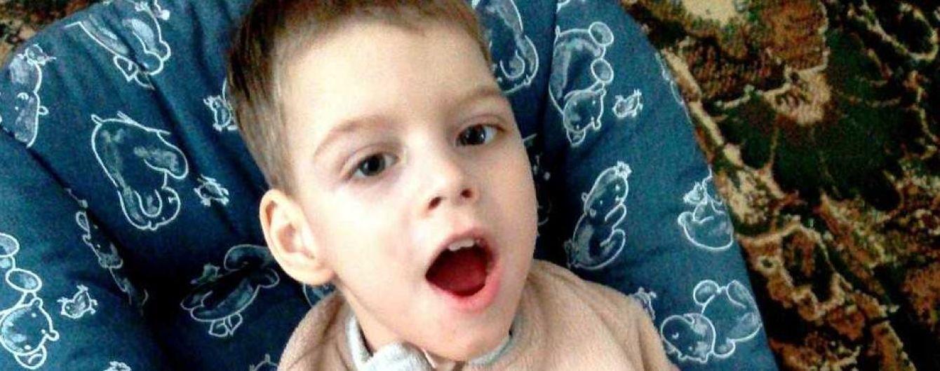 """""""Так много еще нужно научиться"""": мама Тимура просит о помощи для трехлетнего сына"""