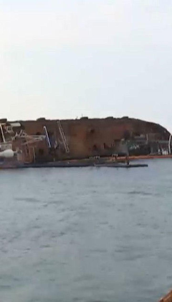 """Спасение """"Делфи"""": как попытки поднять танкер повлияли на экологическую ситуацию"""