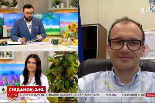 Сертификат в СИЗО: министр юстиции Денис Малюська прокомментировал необычную акцию