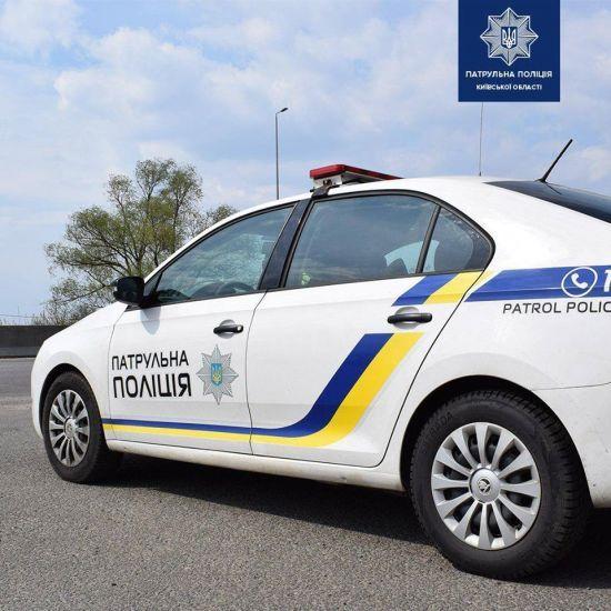 В Черниговской области полиция остановила пьяного водителя, который оказался депутатом районного совета