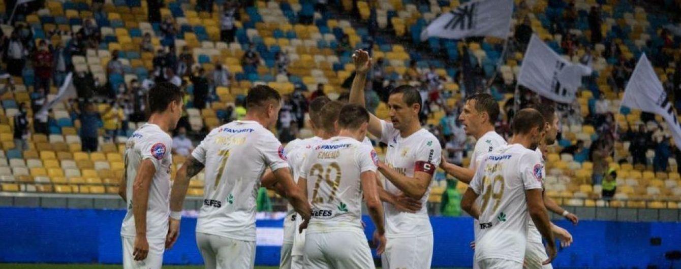 Плей-офф УПЛ за Лигу Европы: результаты матчей Чемпионата Украины по футболу
