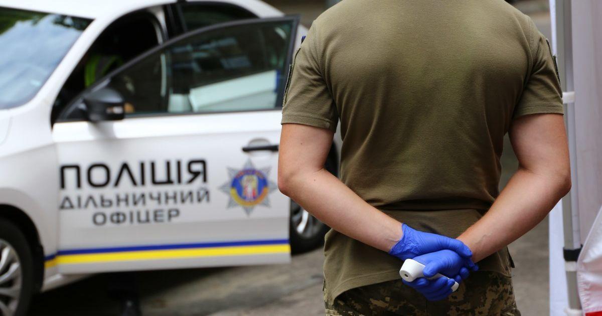 Более четырех тысяч правоохранителей в Украине заболели коронавирусом с начала пандемии