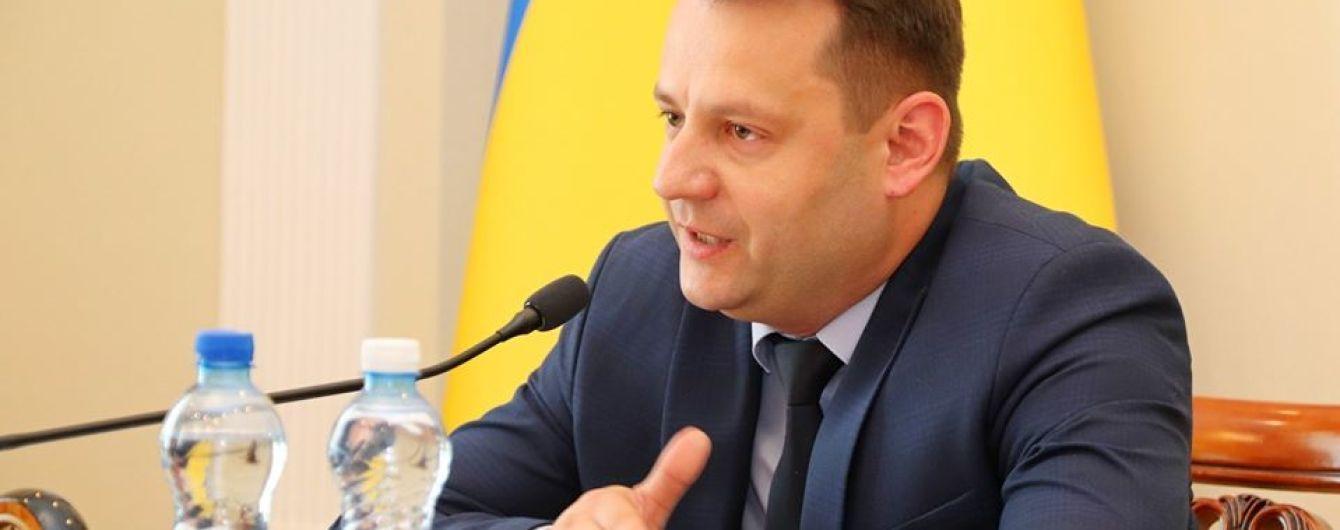 Заместитель главы Черниговской ОГА заявил о заражения коронавирусом