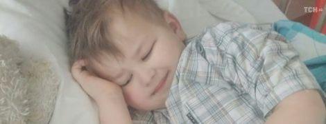 Опухоль в мозге Тимофейчика ставит под угрозу жизнь ребенка