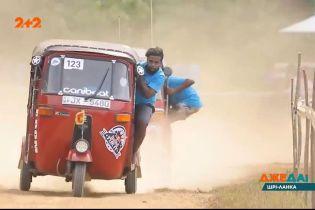 """Як на Шрі-Ланці пройшли цьогорічні змагання """"тук-тук"""""""