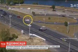 Позбутися водійського через відео: чи можуть патрульні карати водії через кадри з мережі