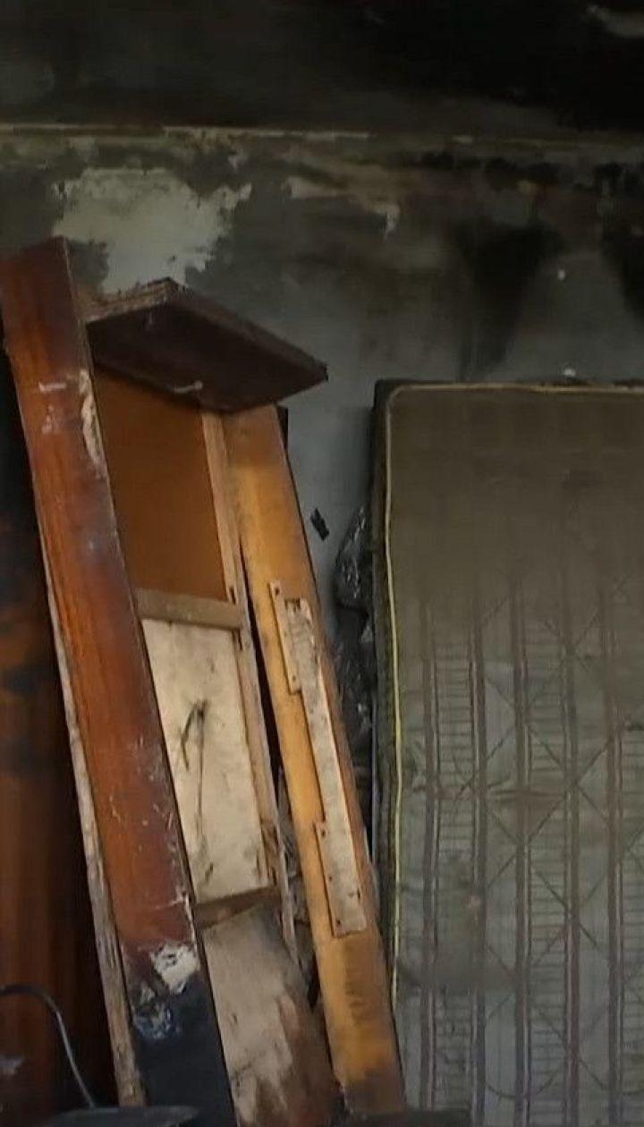 Оправиться от пожара и потопа пытаются жители многоэтажки на столичной Троещине