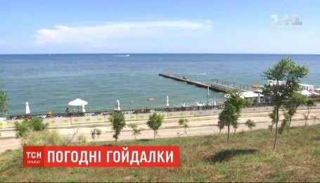 Сильна спека й грозові дощі: якою буде погода в Україні в останній тиждень липня