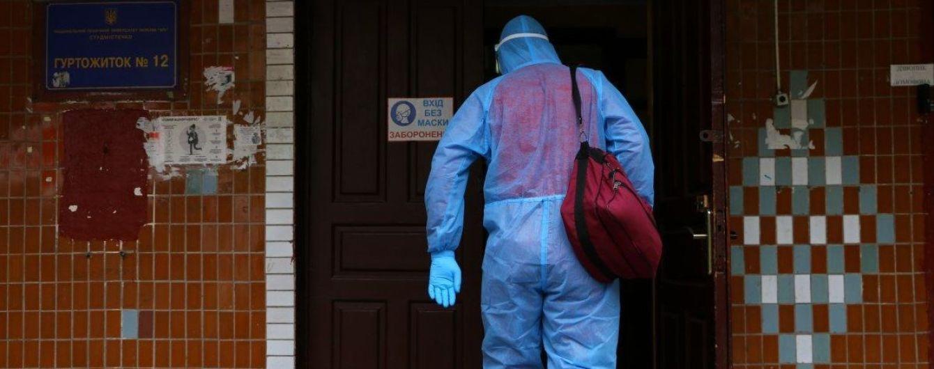 В Украине количество заражений коронавирусом в сутки снова превысило 2000
