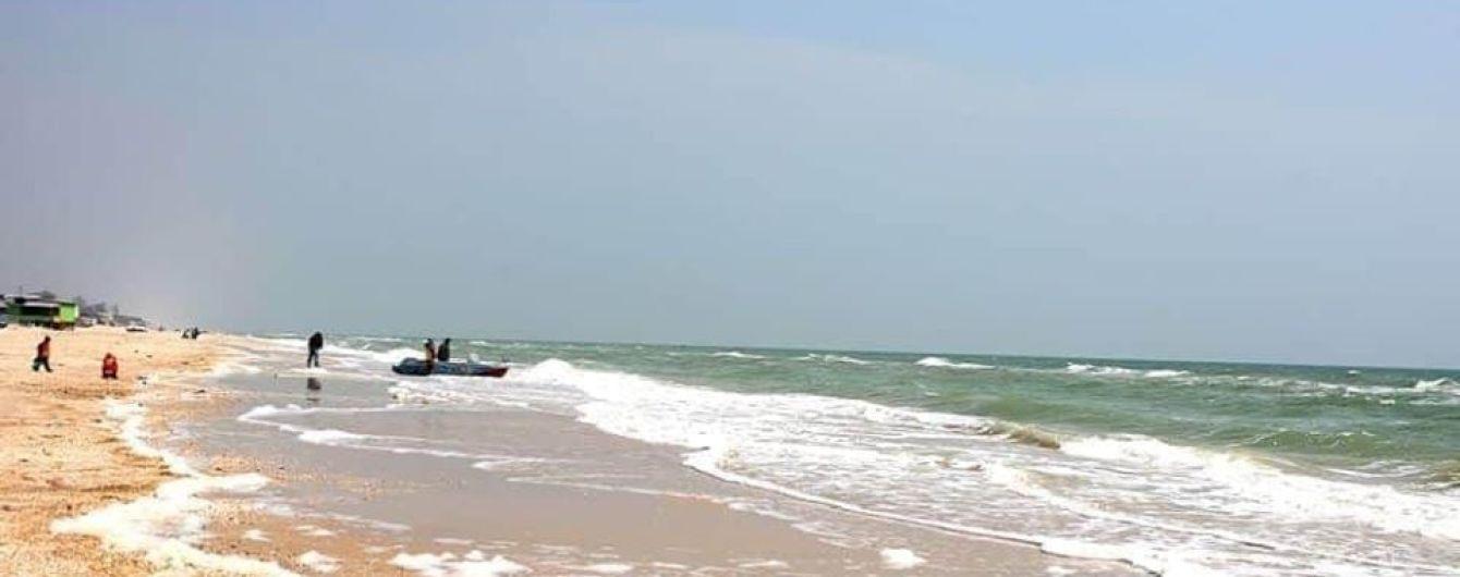 На курорте Херсонской области утонул полицейский, который спасал детей