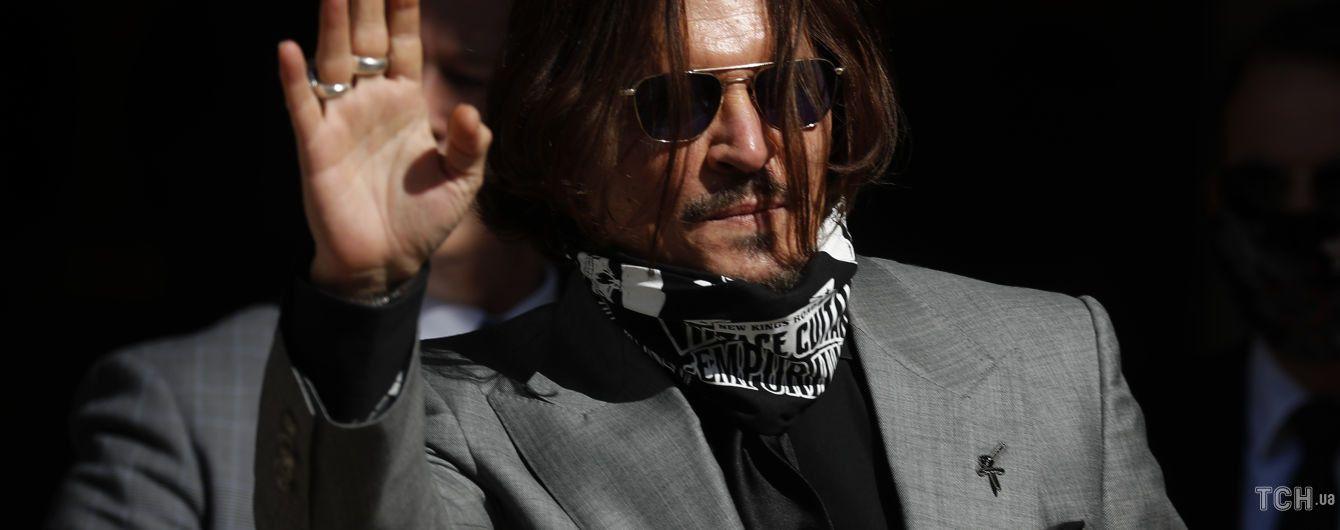 Фекалии в постели и заявления об избиении: в Лондоне состоялись последние слушания скандального дела Джонни Деппа