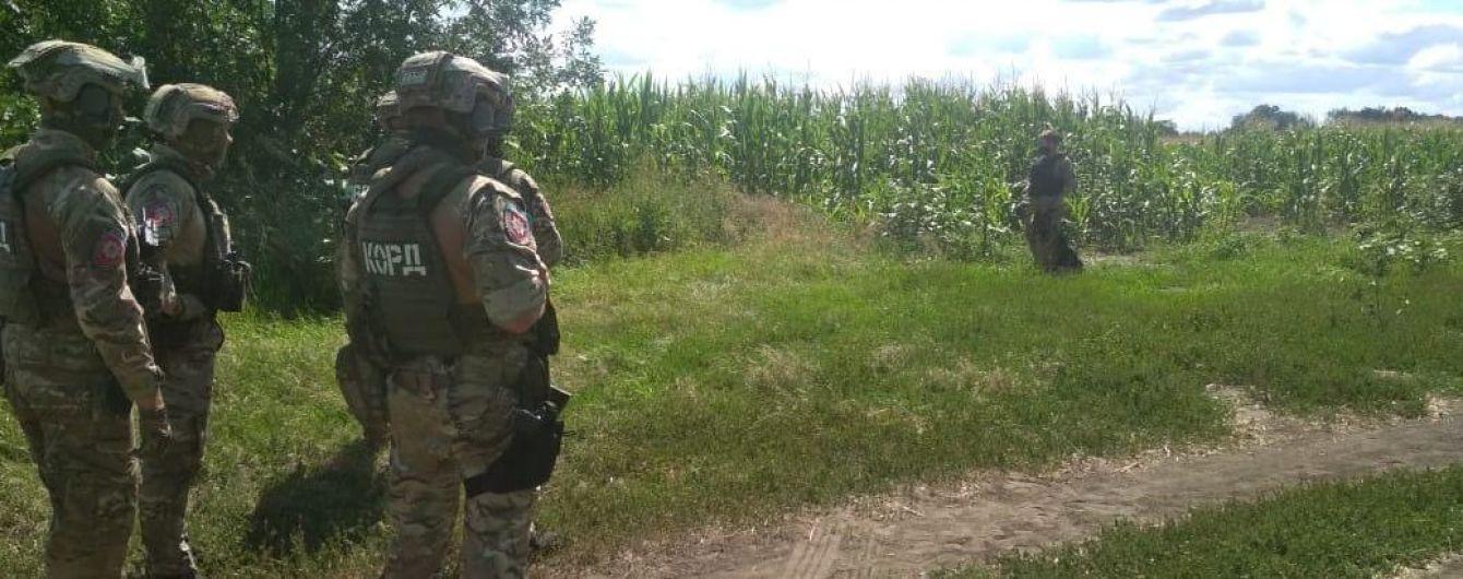 Спецоперация в Полтавской области продолжается пятые сутки: злоумышленник имеет навыки выживания в экстремальных условиях