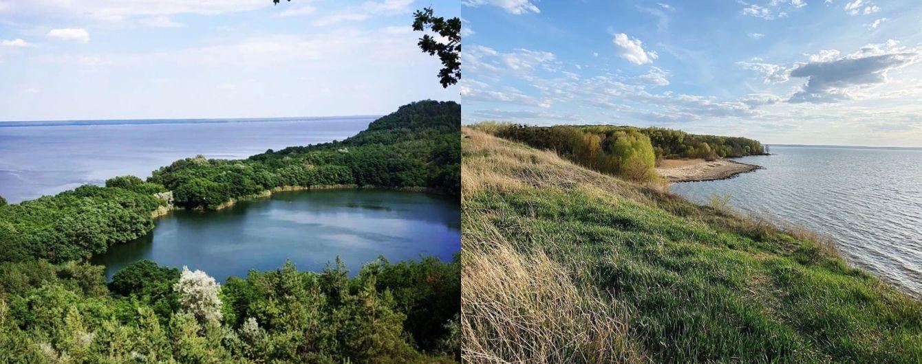 Трахтемирів та озеро Бучак у Черкаській області: історичний вікенд серед природи над Дніпром