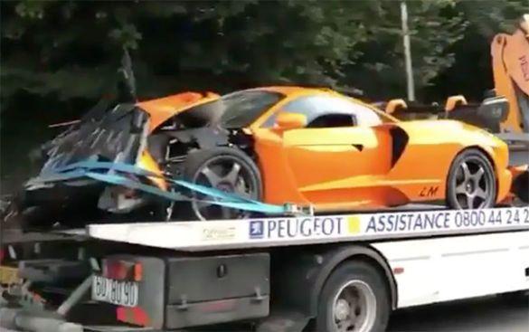 адріан сутіль розбита машина