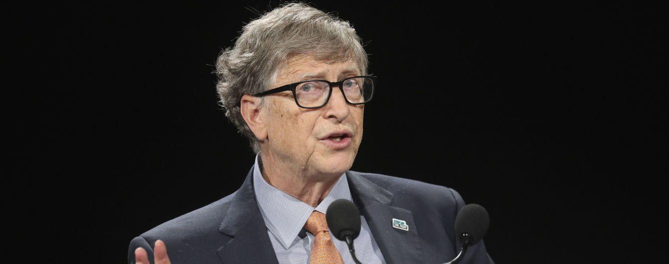 Білл Ґейтс розлучається зі своєю дружиною після майже 30 років шлюбу