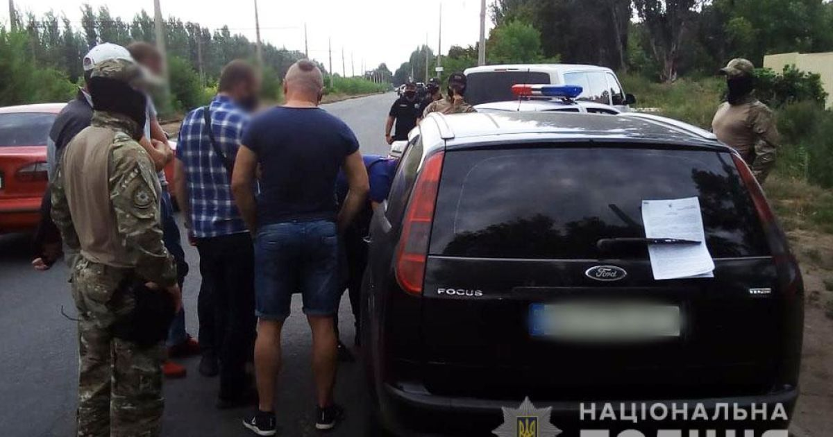 @ ГУ Национальной полиции в Донецкой области