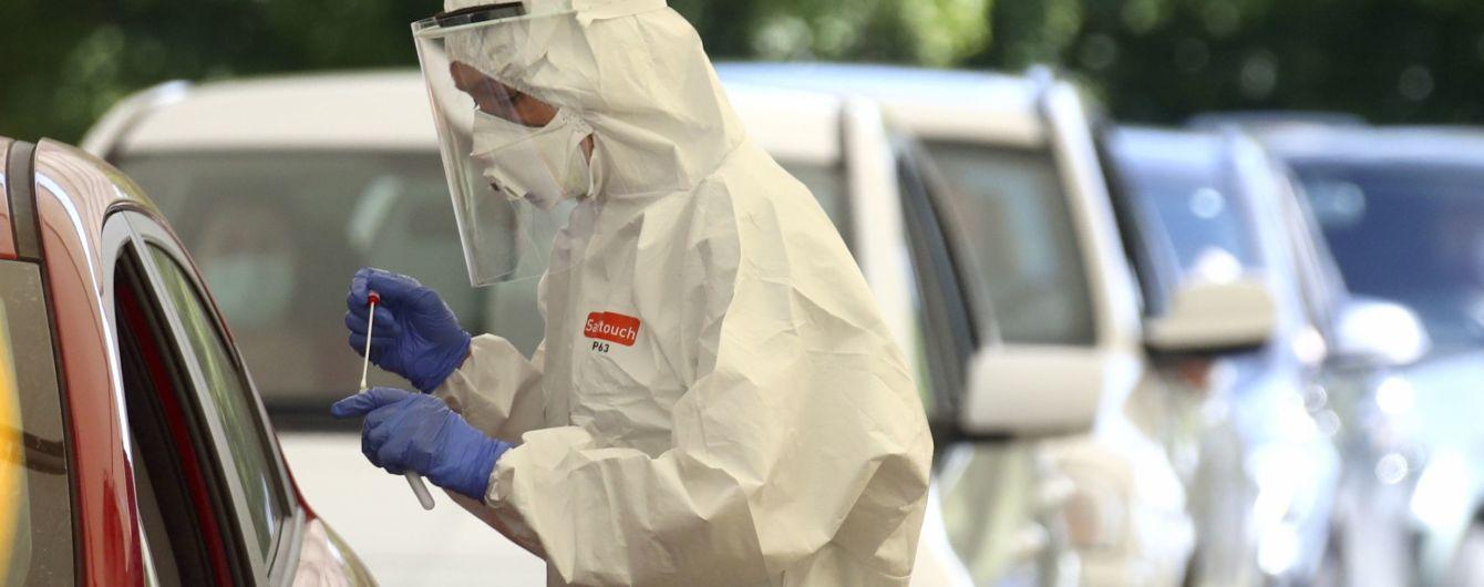 Коронавирус в Украине: количество новых случаев превысило 2,5 тысячи