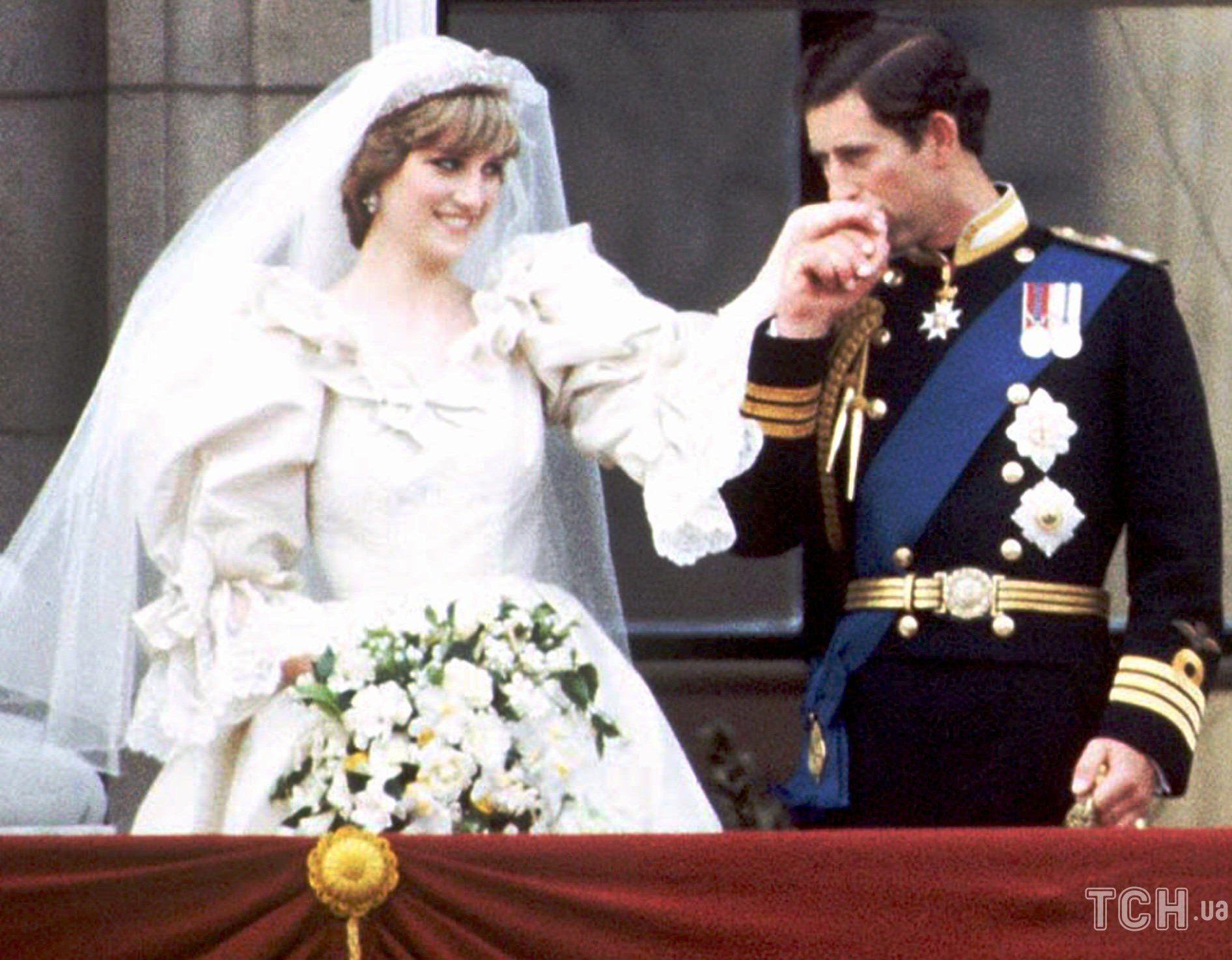 Свадьба принцессы Дианы и принца Чарльза_11