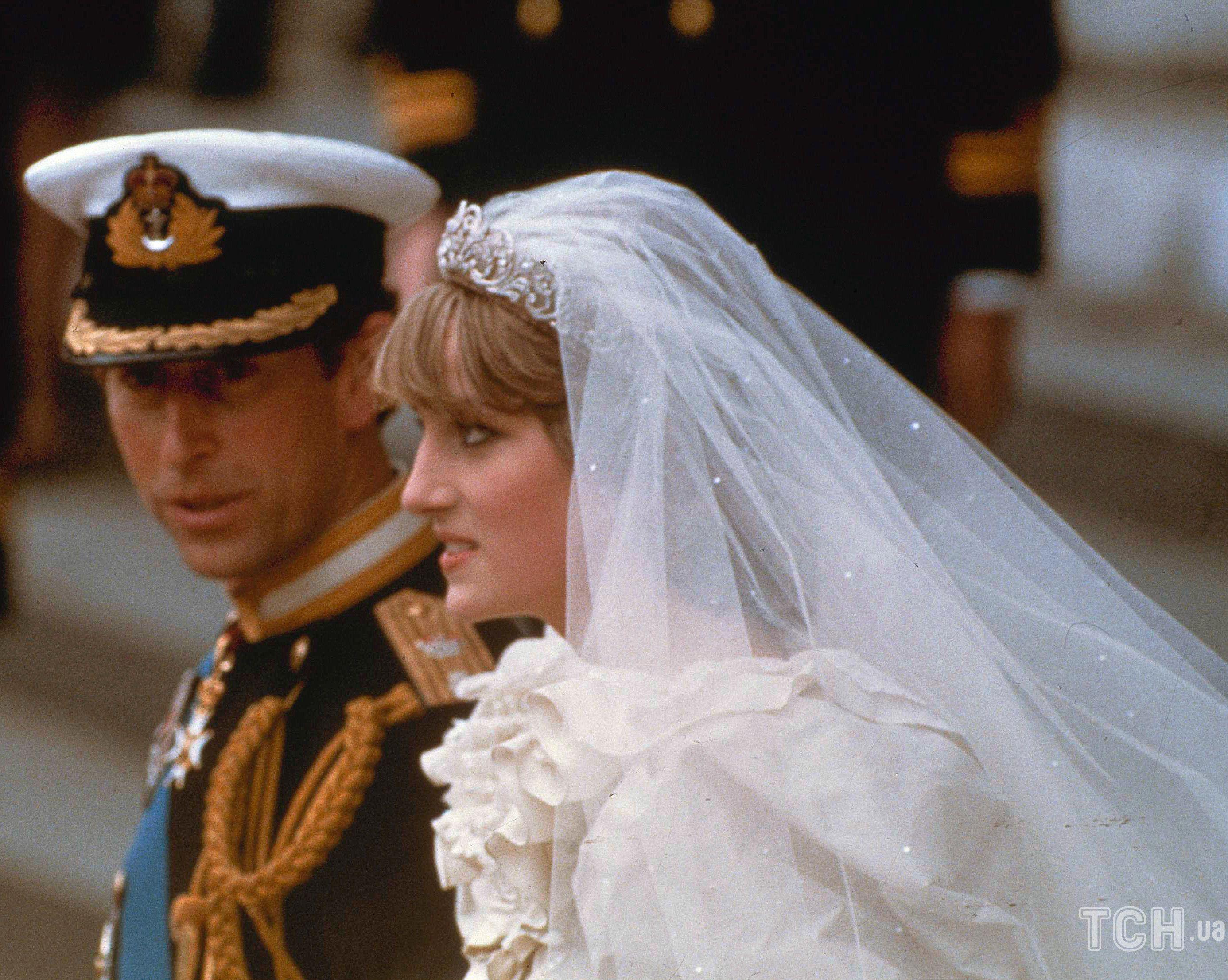 Свадьба принцессы Дианы и принца Чарльза_2