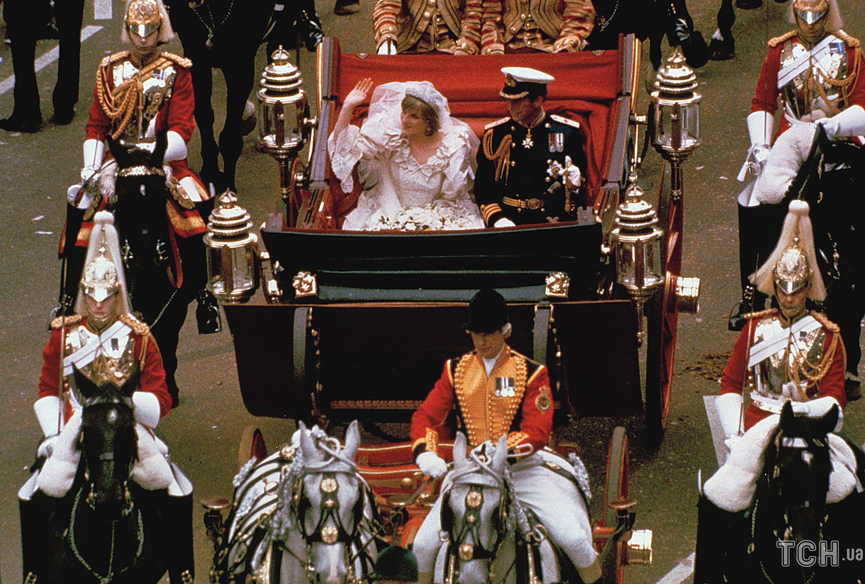 Свадьба принцессы Дианы и принца Чарльза_6