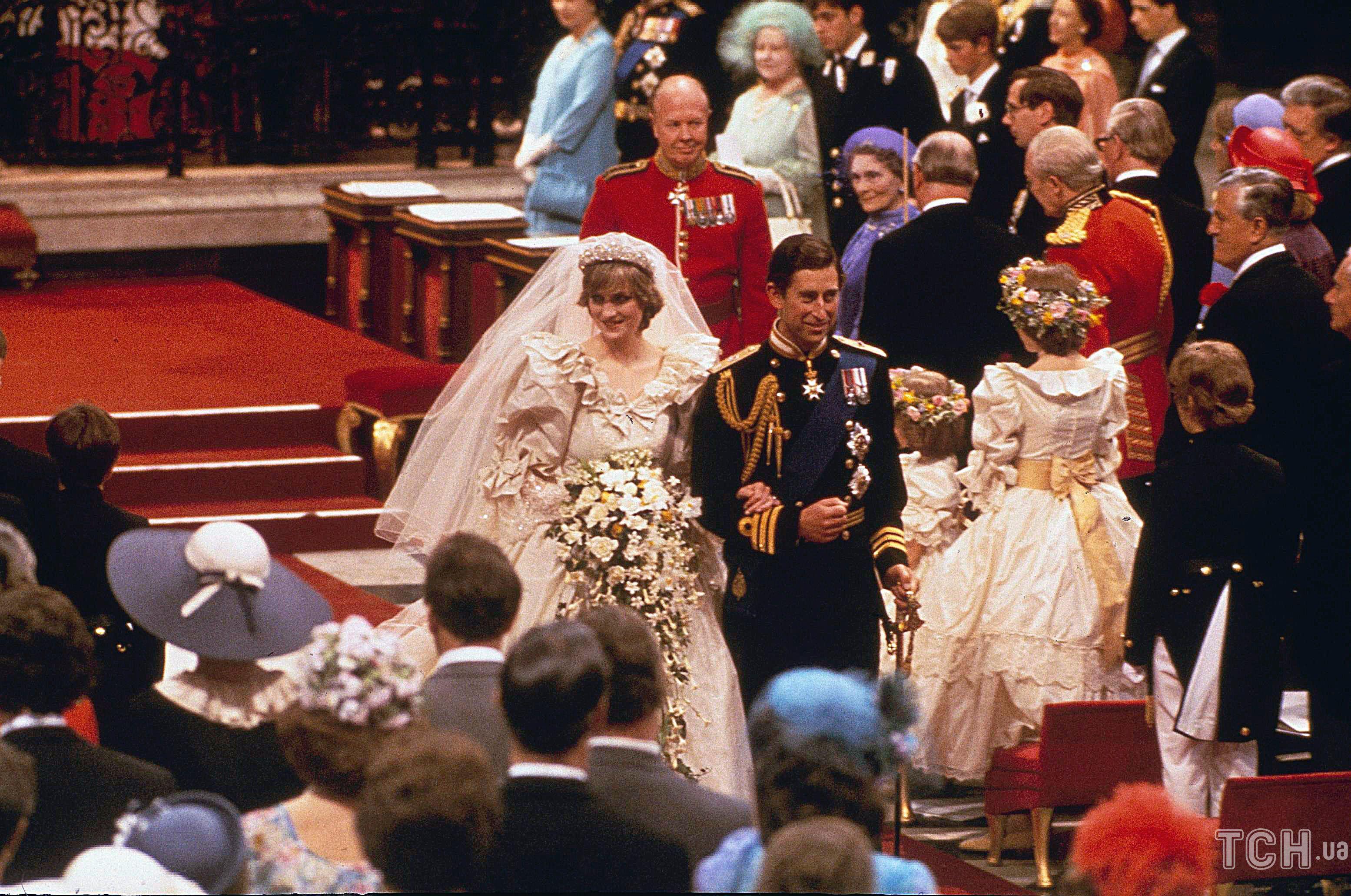 Свадьба принцессы Дианы и принца Чарльза_3