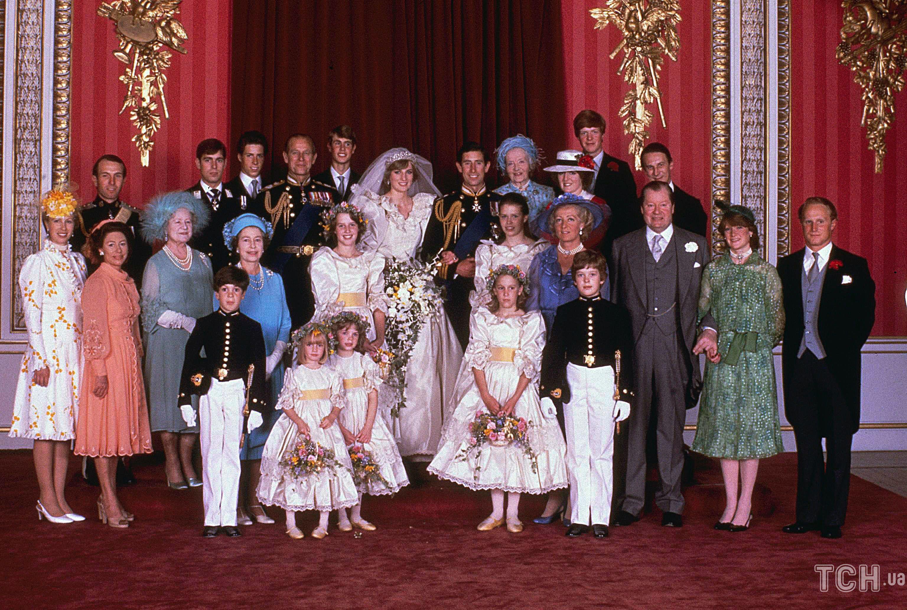 Свадьба принцессы Дианы и принца Чарльза_5