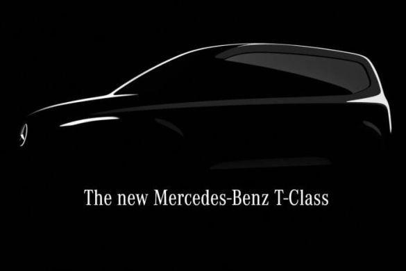 Mercedes-Benz T-Class