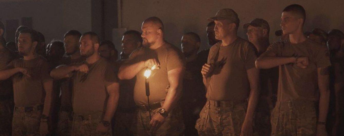 """В Запорожье прощаются с 29-летним бойцом """"Азова"""", который вступился за девушек"""
