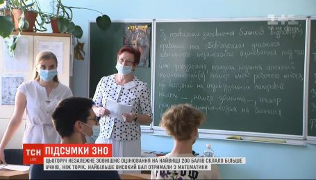 Результаты ВНО: с чем связывают высокие баллы абитуриентов по математике и низкие - по украинскому языку