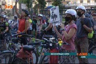 Містичні столичні велодоріжки: коли ми їх побачимо