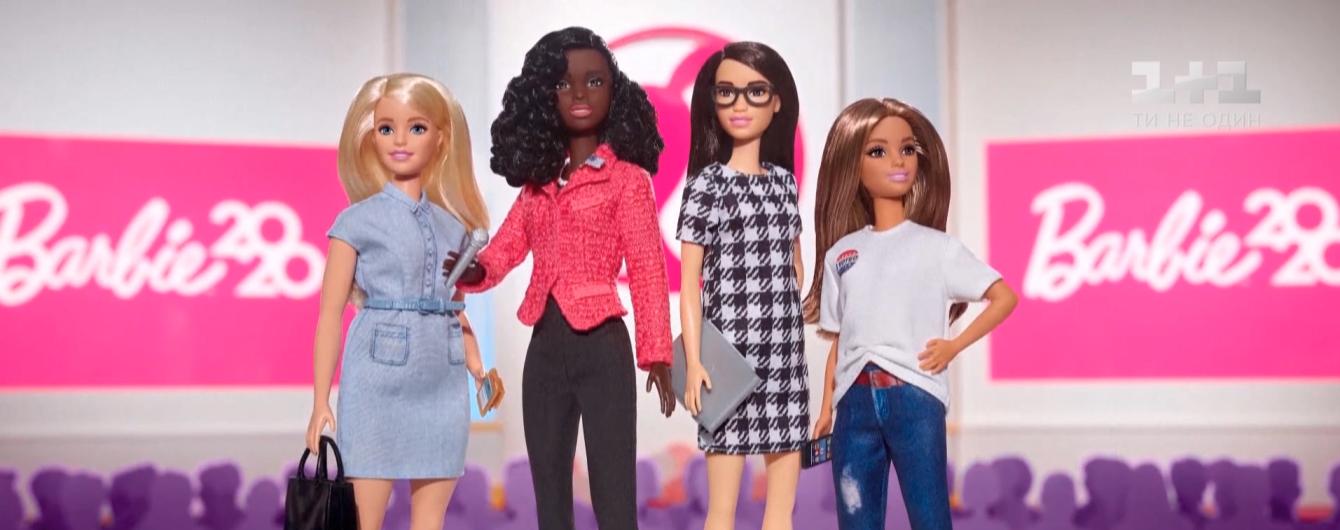 """Компания """"Барби"""" выпустила серию кукол для игр в предвыборную кампанию"""