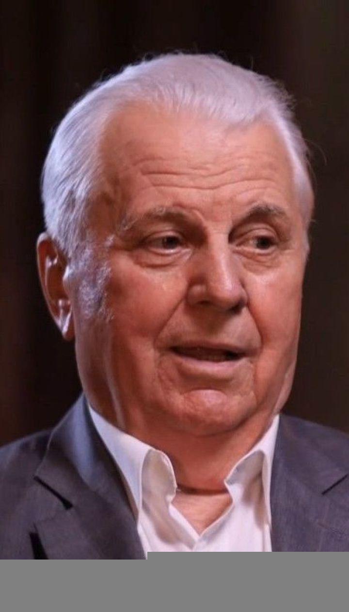 На посаду очільника української делегації ТКГ у Мінську розглядають кандидатуру Леоніда Кравчука