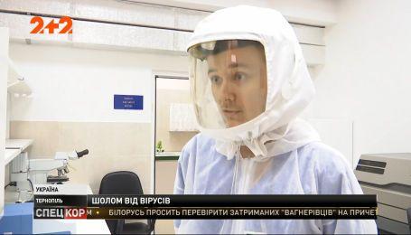 Тернопільські медики запропонували проти пандемії противірусний шолом