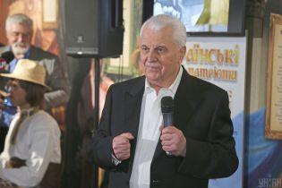 Кравчук готовий говорити з представниками ОРДЛО задля миру на Донбасі